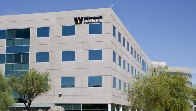Western Refining Inc. has an office in Tempe.