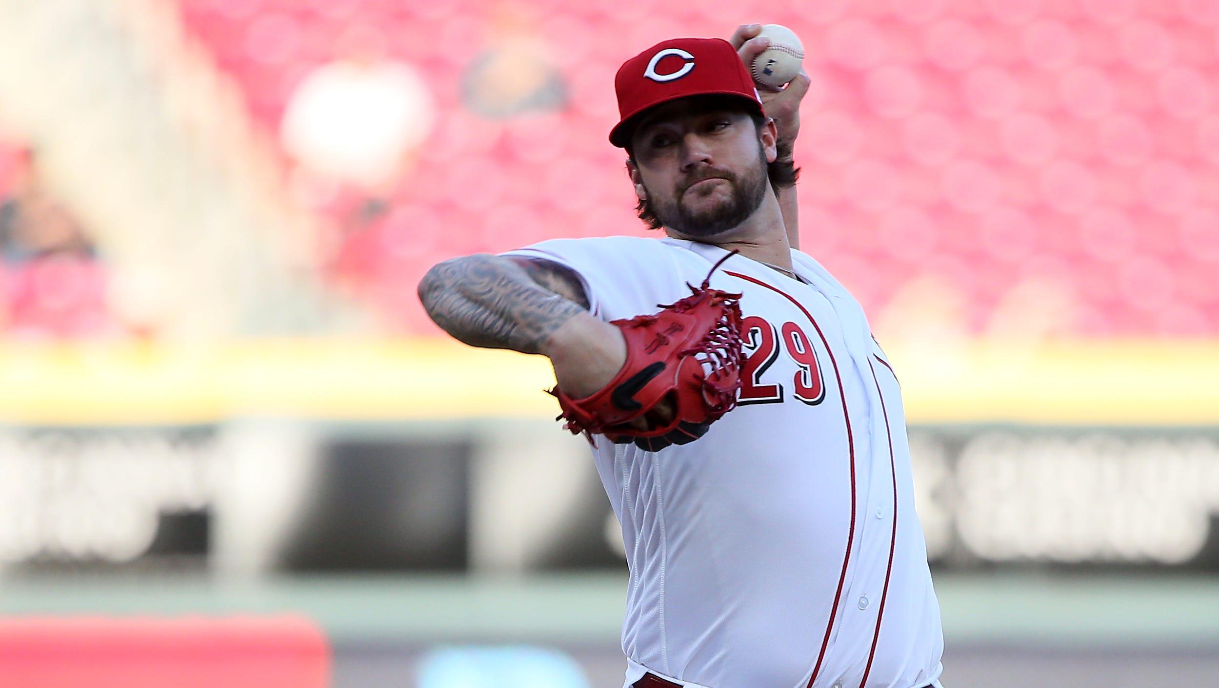 Brandon Finnegan moved to bullpen for Louisville