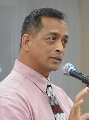 Sen. Frank Aguon Jr.