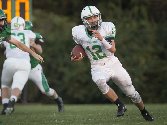 New Castle's Niah Williamson is among the nation leaders