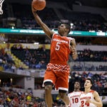 Nebraska beats Wisconsin 70-58 in Big Ten tournament
