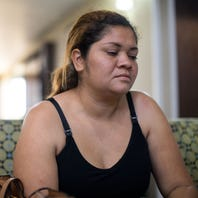 Released by ICE, migrant mother reunites with girl heard in viral audio