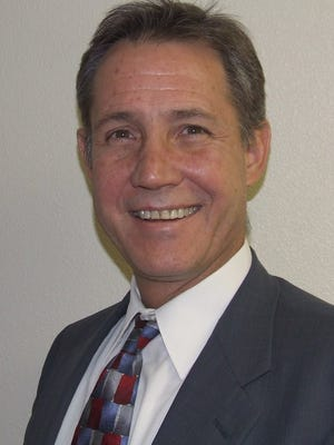 Brian Haines, former Doña Ana County manager
