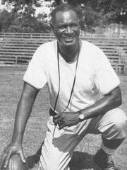 College football coaching legend Jake Gaither was the