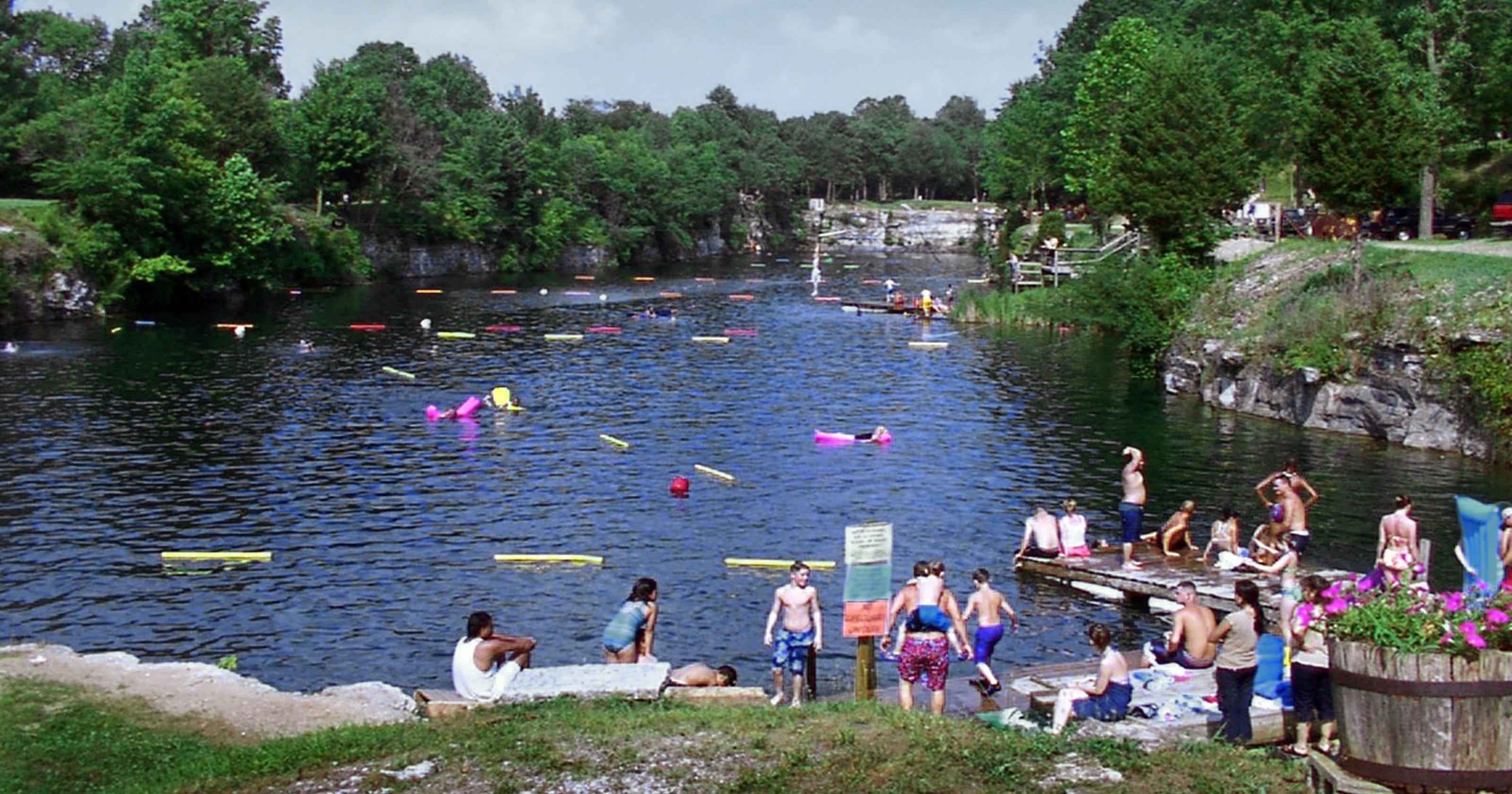 Cincinnati man dies while jumping into water at White Rock Park