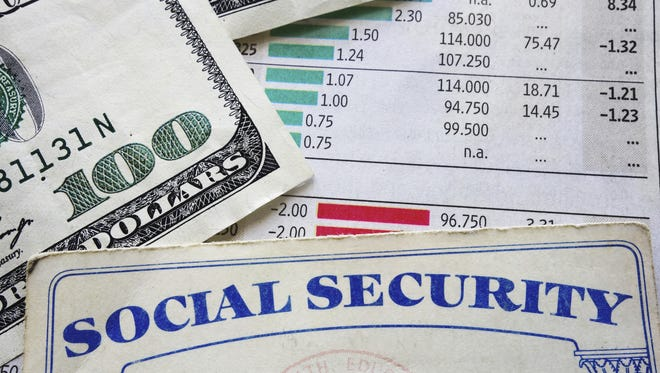 """In order to be eligible for Social Security, you need to earn 40 """"credits"""" during your working lifetime."""