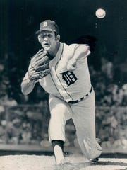 Mickey Lolich was the 1968 World Series MVP for the Tigers.