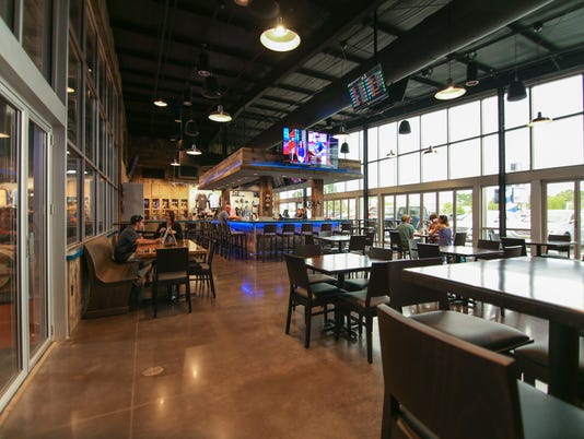 Big Storm Brewing Clearwater taproom