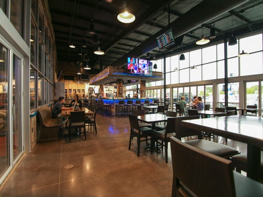 Big Storm Brewing, which has taprooms in Odessa and Clearwater, shown here, is opening a third location in Cape Coral.
