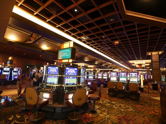 This is Belterra Park Gaming and Entertainment Center in Anderson Township.