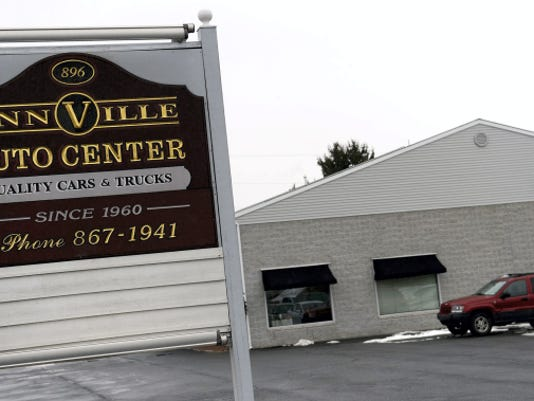 Annville Auto Center, 896 E. Main St., will soon cease selling used cars and focus on wholesaling cars. Jeremy Long -- Lebanon Daily News