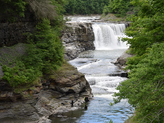 Police id letchworth drowning victims - Letchworth state park swimming pool ...