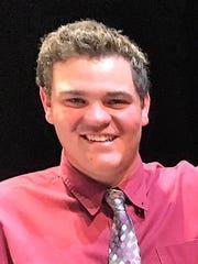 Grady Woodul is a Hubbard scholarship recipient.