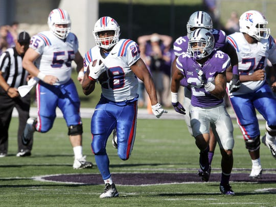 Louisiana Tech coach Skip Holtz expects running back