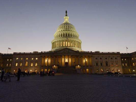 EPA USA BUDGET CONGRESS GOVERNMENT SHUTDOWN