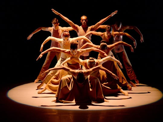 Ailey II, the second company of the Alvin Ailey American Dance Theater, will perform at the Strand-Capitol Arts Center on March 13.