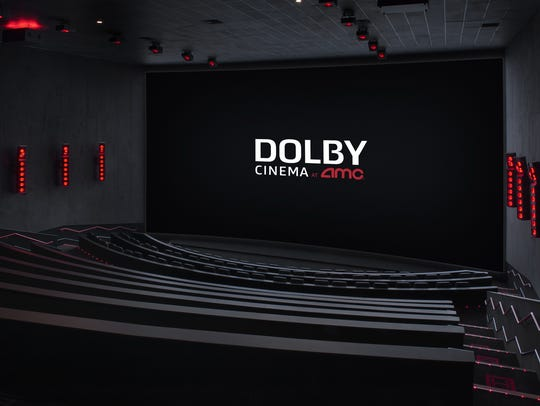 The Dolby Theater in Burbank, Calif.