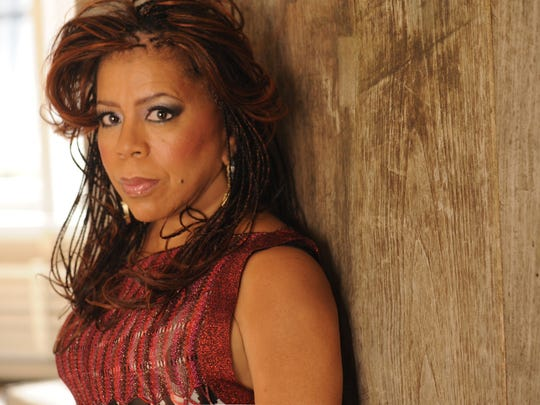 Valerie Simpson appears Sunday night at the New Jersey