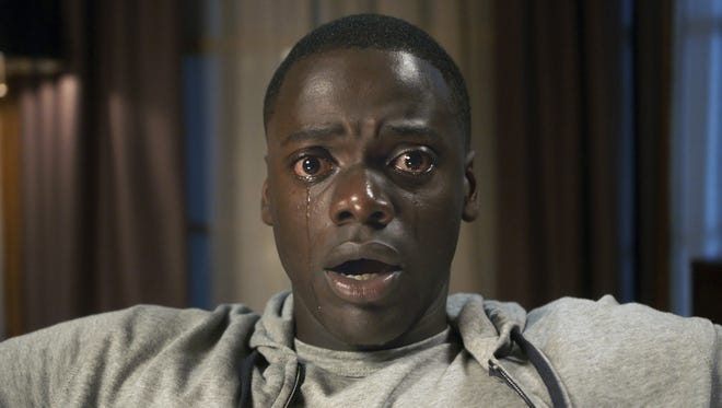 """Daniel Kaluuya in a scene from """"Get Out.""""  AP"""
