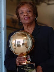 Former Murrah girls' basketball coach Anna Jackson is a member of the Mississippi Sports Hall of Fame's Class of 2018.