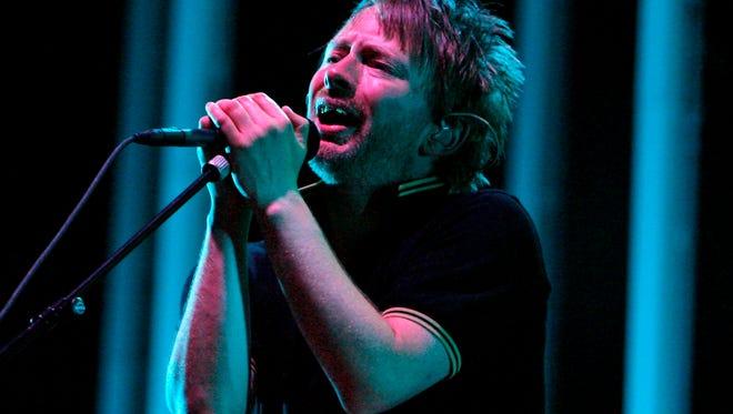 Thom Yorke, almost-Bond-singer.
