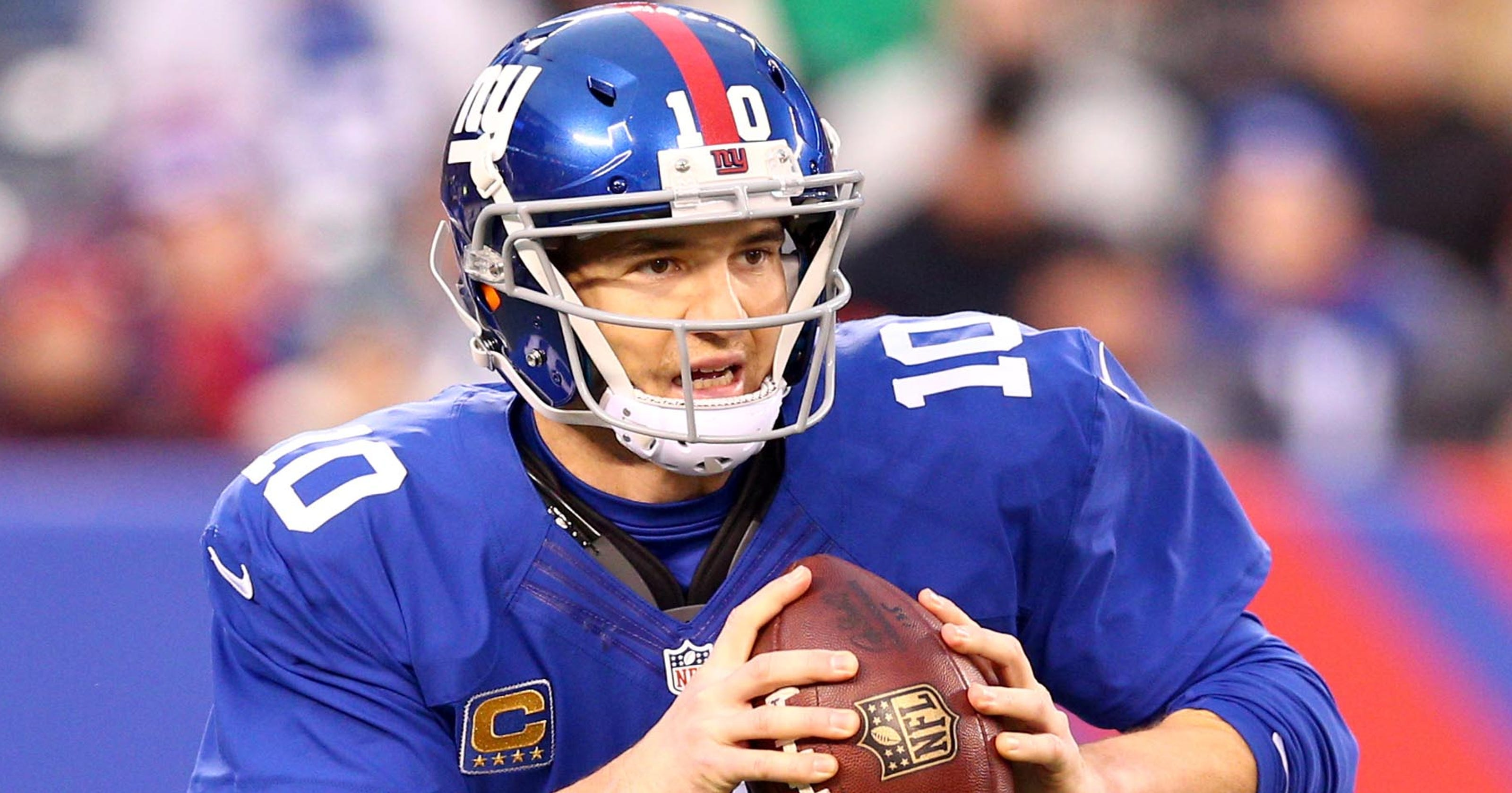 Eli Manning comfortable playing last year of Giants contract c77ceaeeb