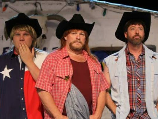 The 3 Redneck Tenors