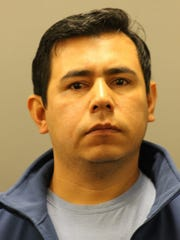 Delaware Police are looking for Carlos O. Mejia, 36 of Seaford.