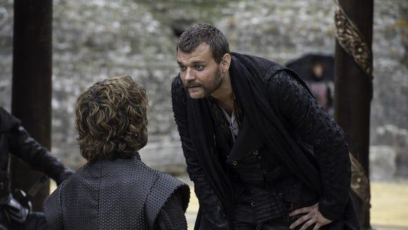 Euron Greyjoy on 'Game of Thrones.'