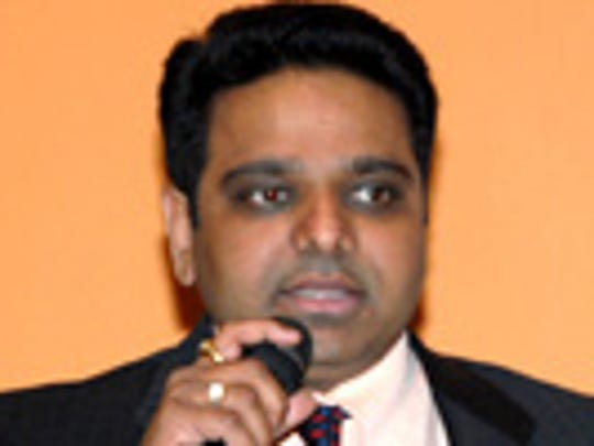 Nilesh Dasondi ran for the Edison Township Board of Education but had a criminal conviction.