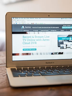 The U.S. Supreme Court has ruled against the internet streaming TV company Aereo on Aug. 24, 2014, siding with broadcasters suing the company for taking over-the-air broadcast signals and sending them over the internet.