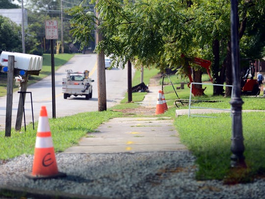 The City of Jackson has enough work to do maintaining streets and sidewalks without vandalism causing more work to be done, says Jackson Sun Editor Brandon Shields.
