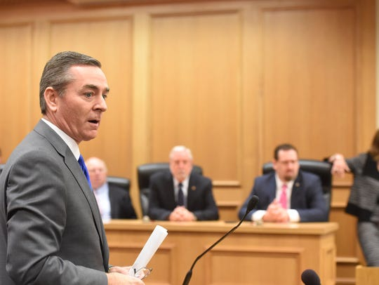 House GOP Caucus Chairman Glen Casada said lawmakers