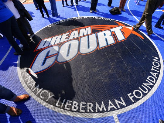 "Richmond's ""DreamCourt"" will be dedicated June 6 in"