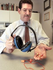 Some of the simple hearing protection devices include