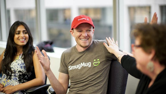 Don MacAskill, CEO of Smugmug, in conversation with