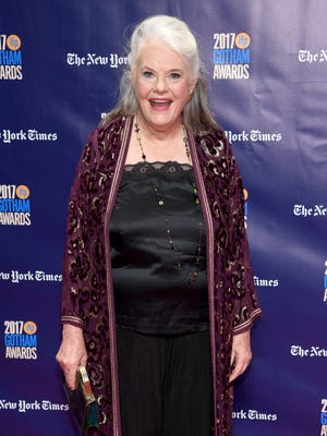Lois Smith hits the carpet at the Gotham Independent Film Awards.