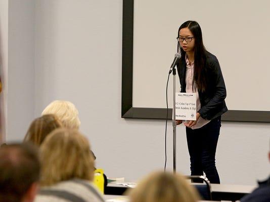 33rd Annual Regional Spelling Bee
