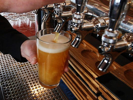 The annual Asbury Park Beerfest will take place inside Asbury Park's Convention Hall, 1300 Ocean. Ave. on the boardwalk, Jan. 30 and 31.