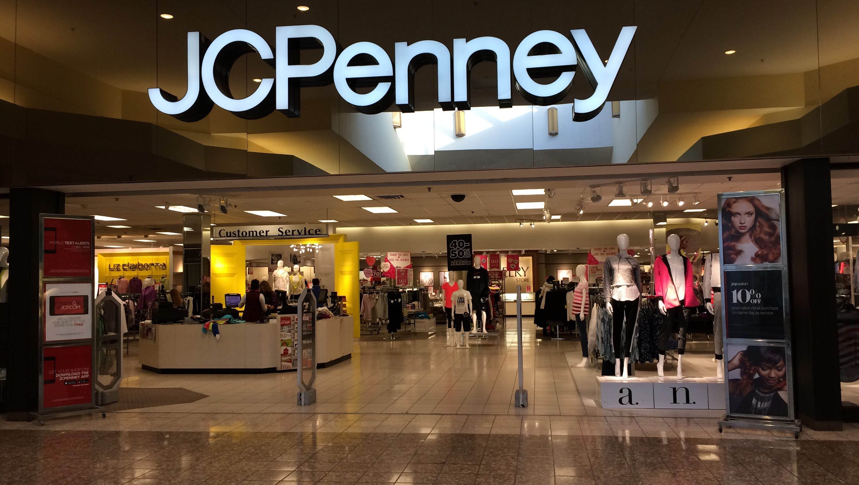 Jcp credit center login -  Disappointing Marshfield J C Penney To Close