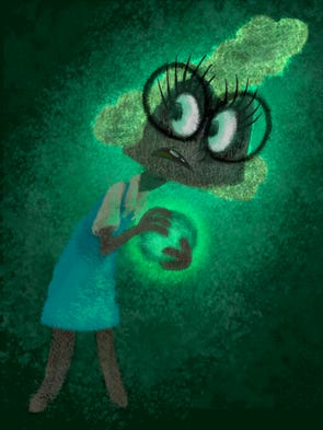 The emotion Greed was a possible 'Inside Out' contender.