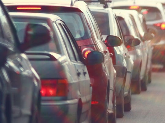 An accident on the Garden State Parkway has shut local southbound lanes in Aberdeen.
