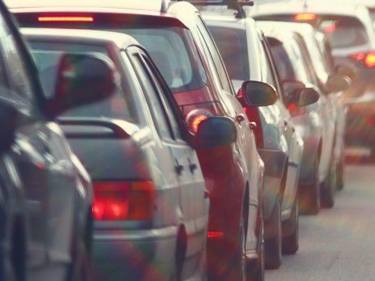 Garden State Parkway southbound lanes shut down in Aberdeen