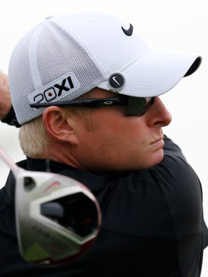 Simon Dyson was disqualified from the BMW Masters golf tournament due to a rules violation.