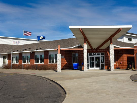 STRIDE Academy charter school shown Friday, April 7,