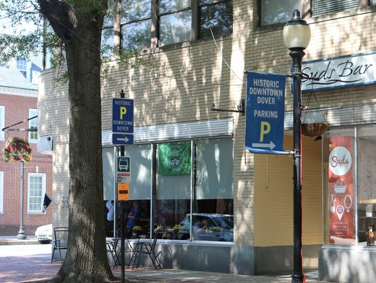 A downtown Dover parking study by the Dover/Kent County