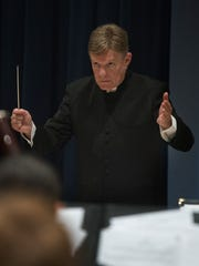 Former Florida Gulf Coast University Wind Ensemble conductor Rod Chesnutt is accused of sexually harassing students. Chesnutt stepped down from his job at FGCU in October.