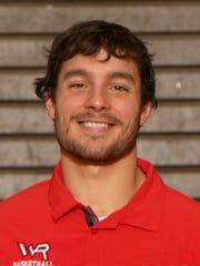 Jacob Bertagnoli, 31, is a social studies teacher at Lincoln High School.