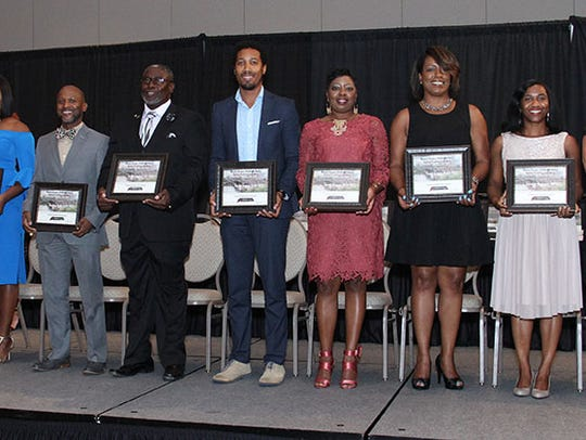 Top Business Professional of the Year Honorees: Lakisha