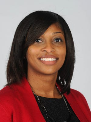 LaFrancis Gibson, class of 2016 40 under 40 honoree.